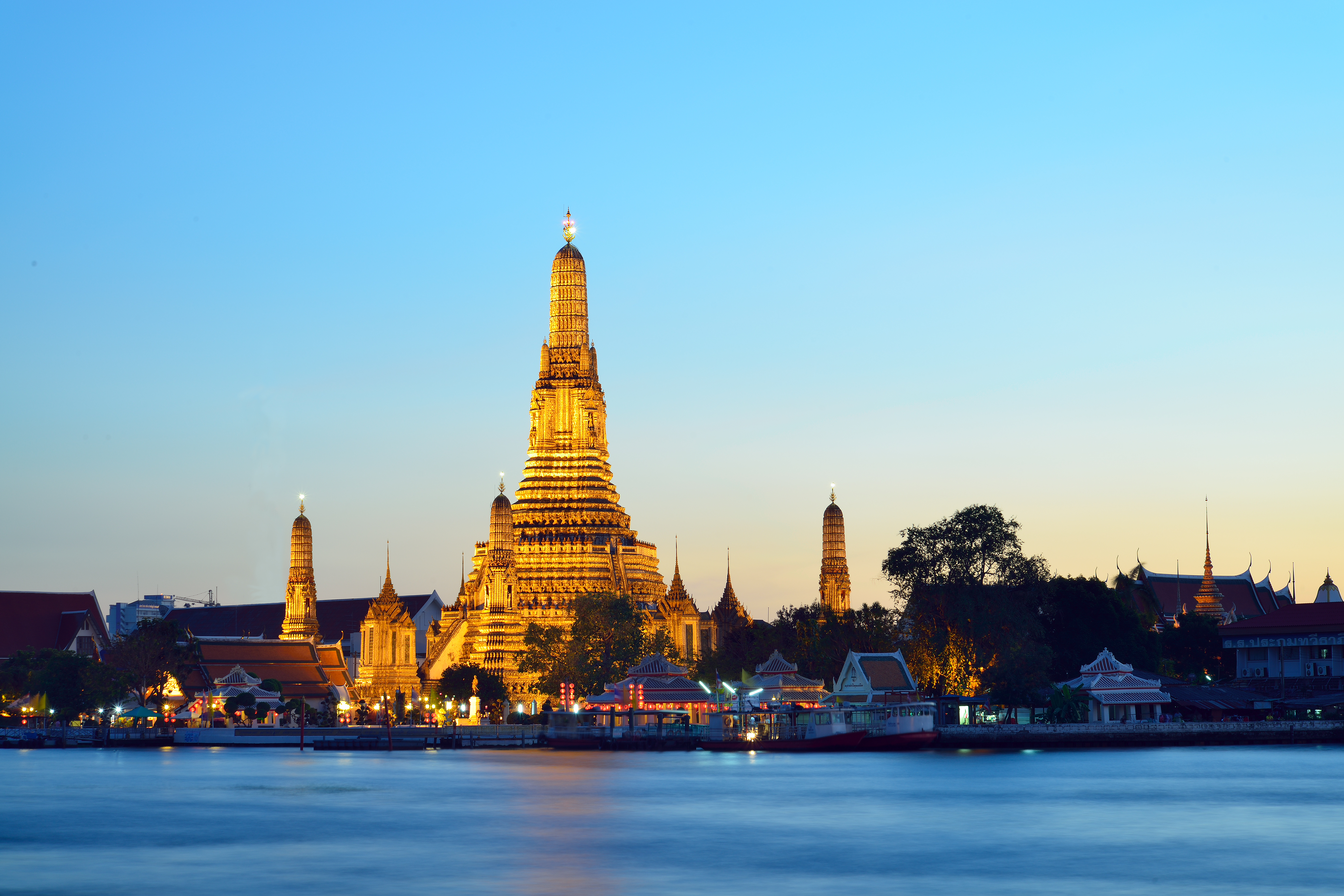 Trips to Thailand