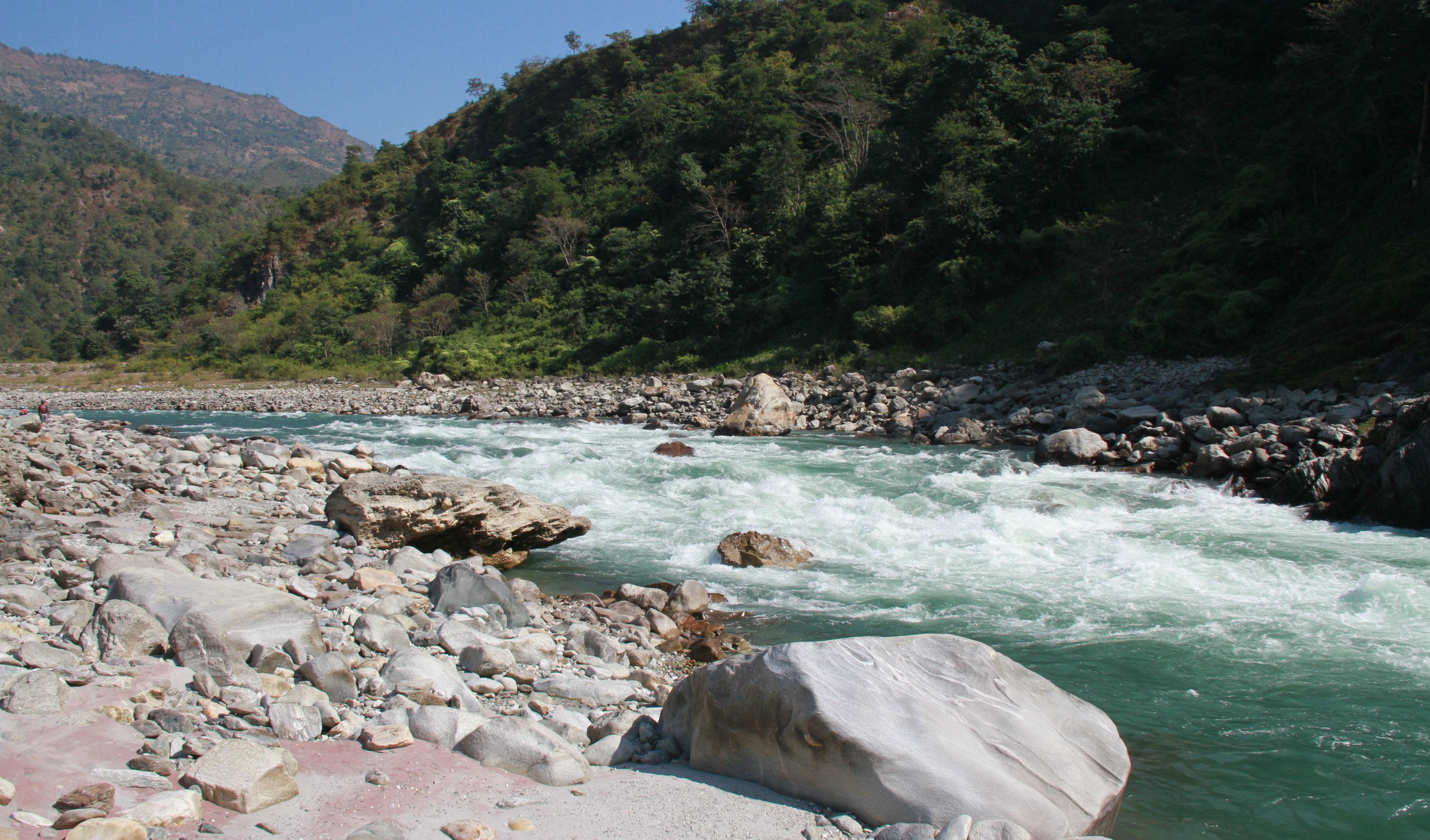 Upper Kali Gandaki River