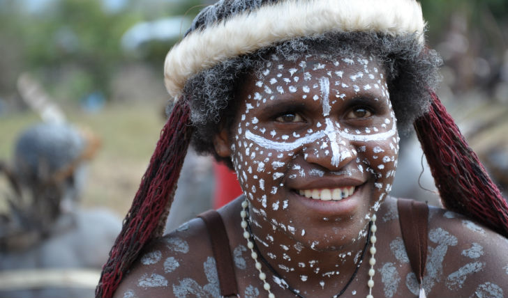 Learn the customs of the Dani Tribe
