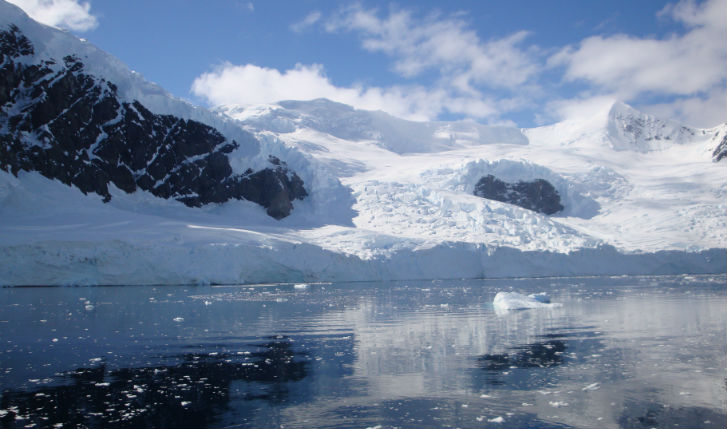 Chile And Antarctica Set Foot On Polar Landscapes Epic