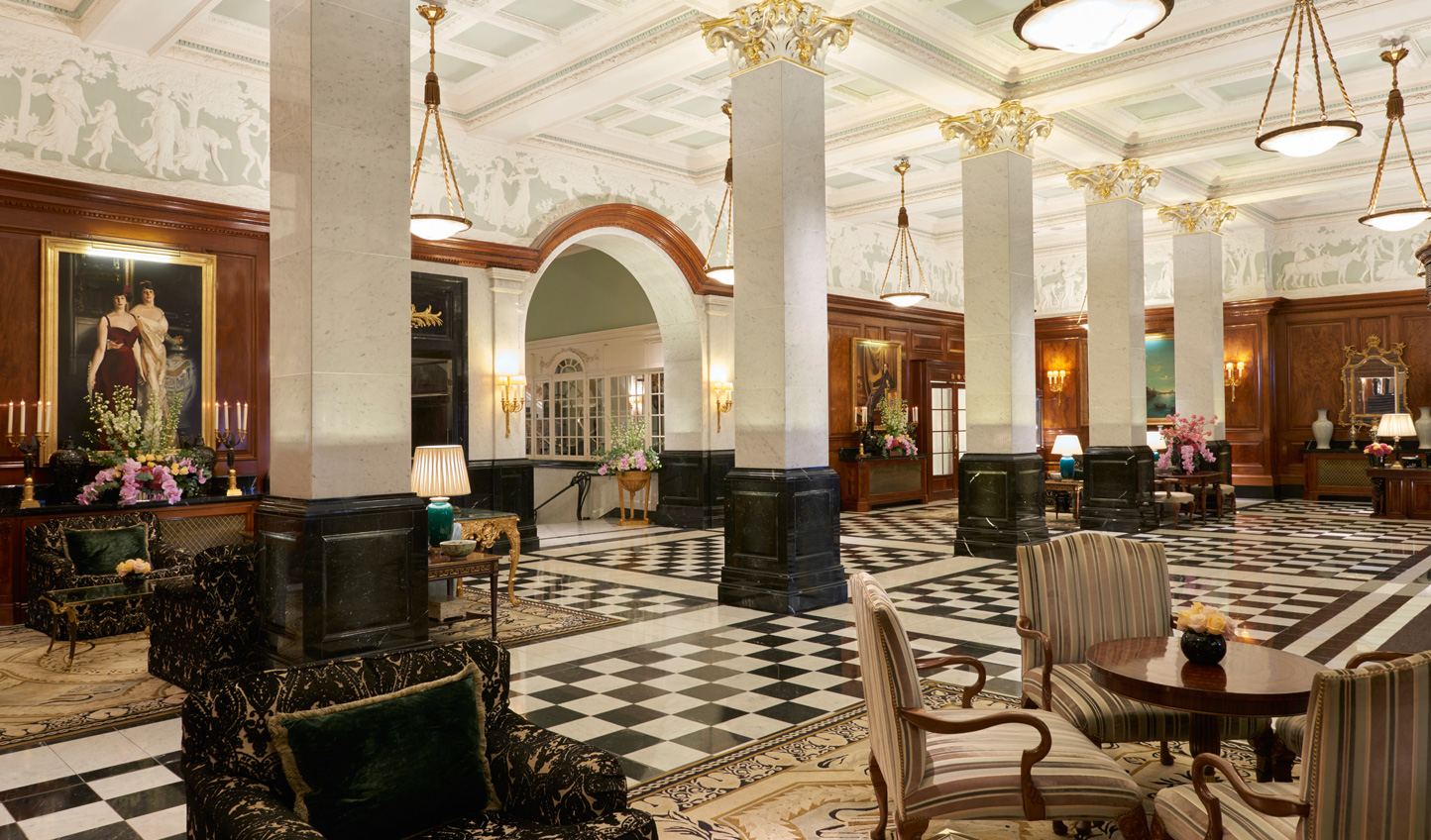 Make an entrance at The Savoy