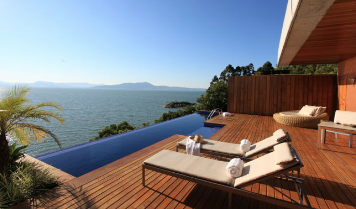 Your own infinity pool