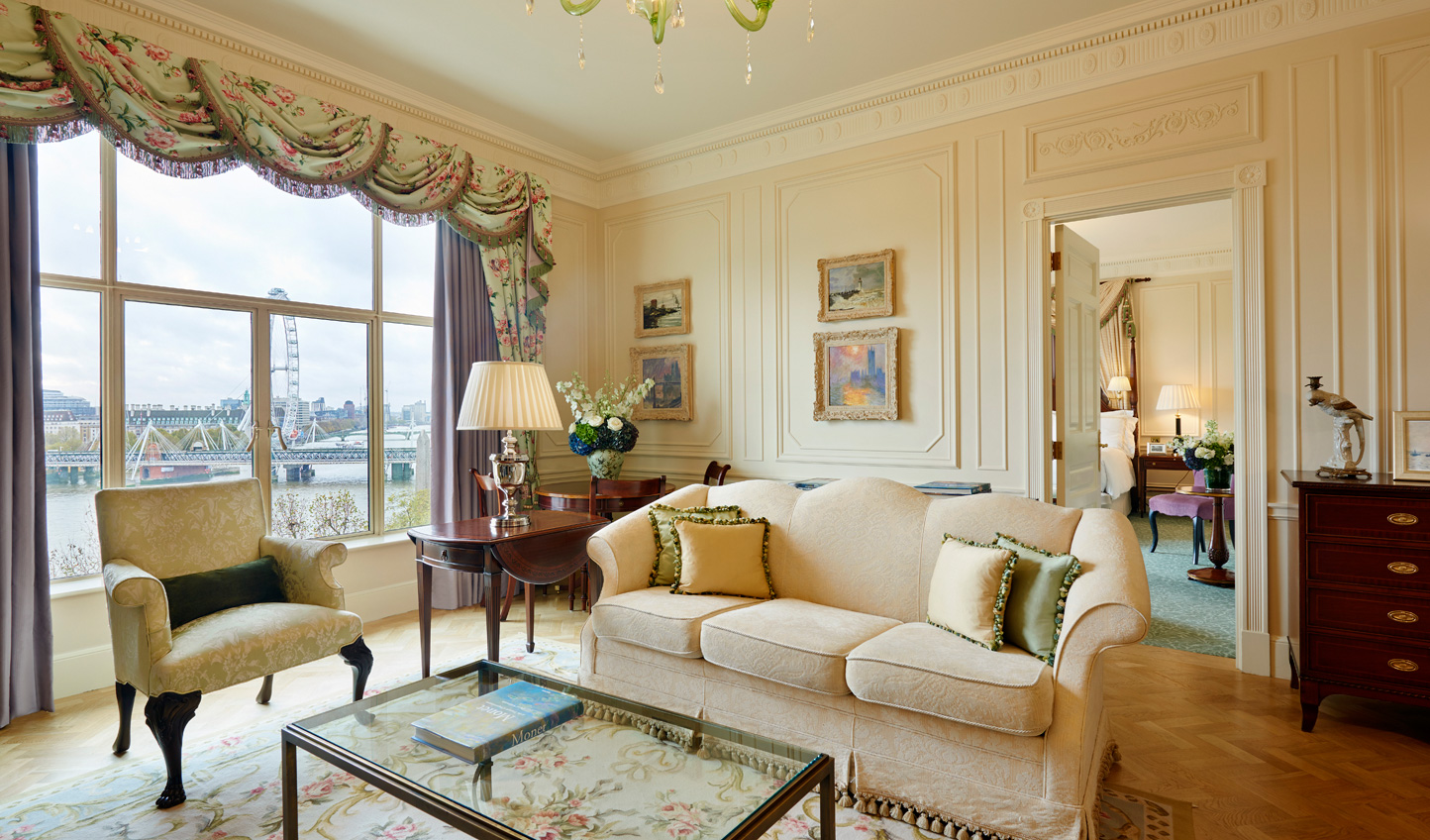 The traditionally stylish Monet Suite