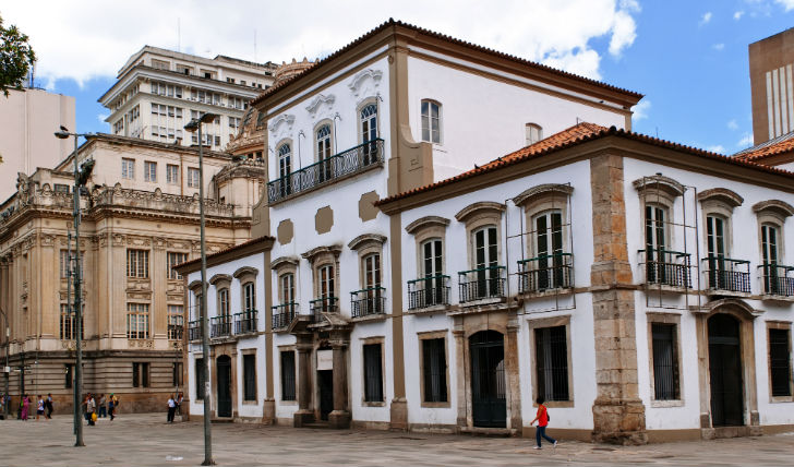 Discover Rio's old town