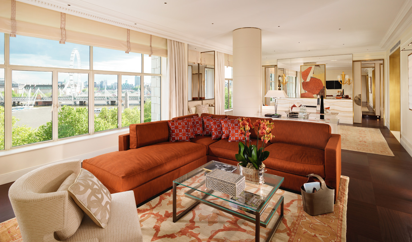 Savoy Suite Luxury