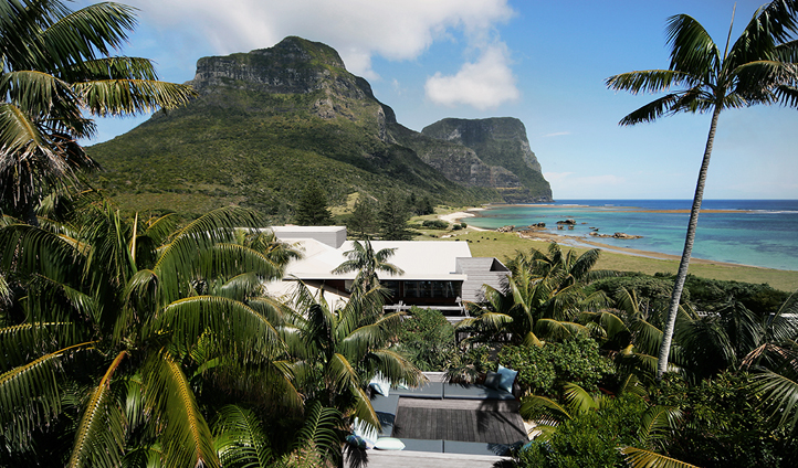 Capella Lodge is spoilt with beautiful views