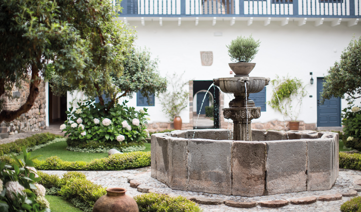 A peaceful oasis in the heart of cultural Cusco