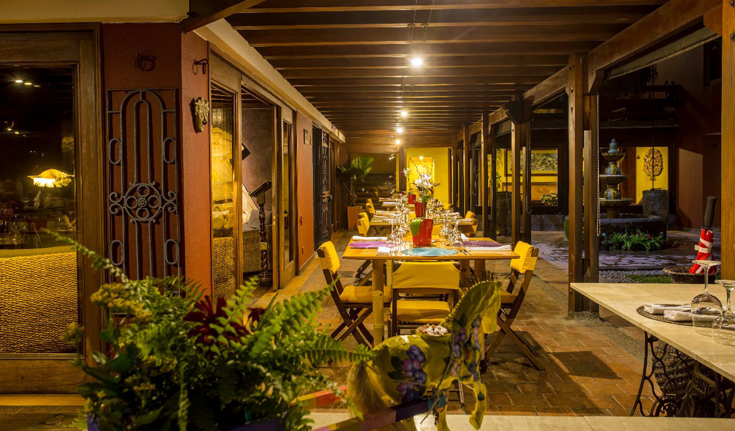 Indulge in some delicious Colombian cuisine