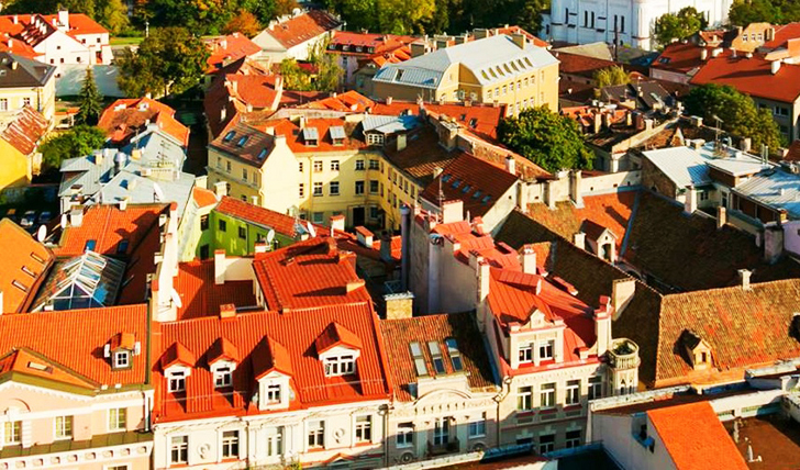 Vilnius' Charming Old Town