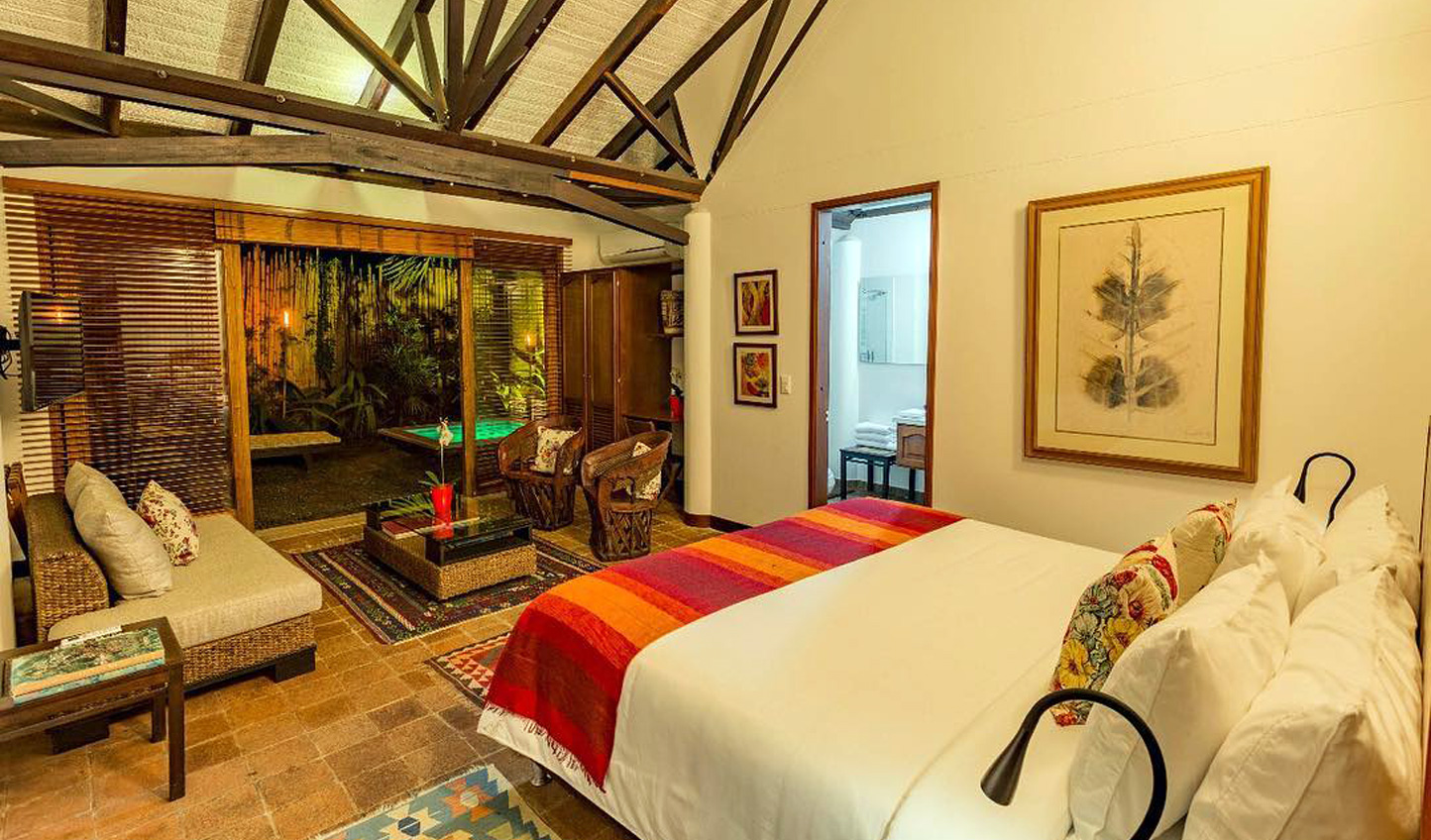 Welcome to Sazagua Hotel