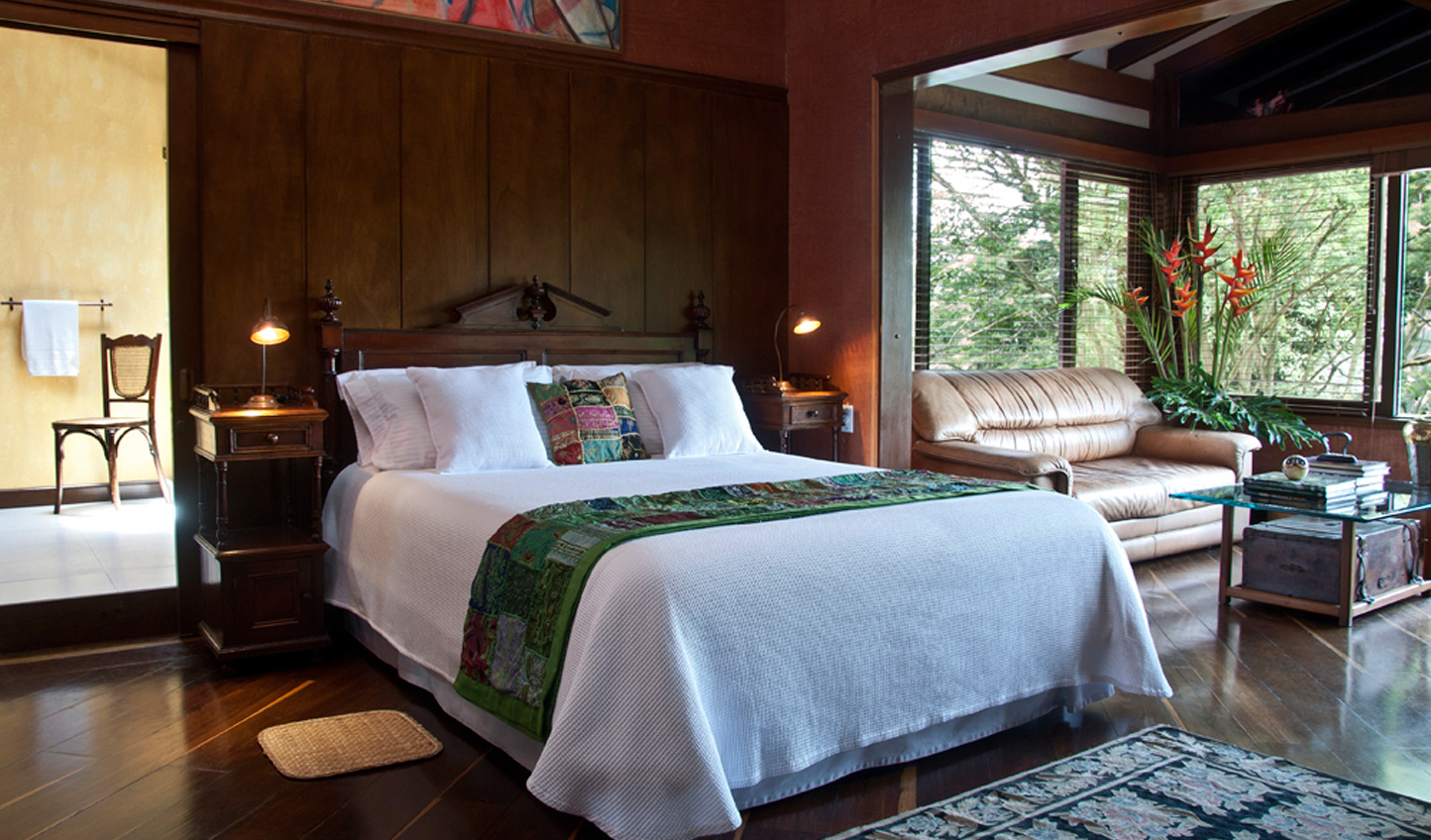Comfortable rooms to dream away in