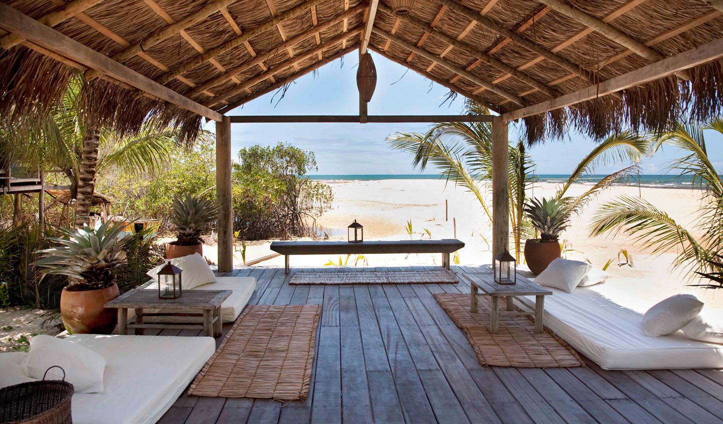 Enjoy the laidback beach lifestyle of UXUA