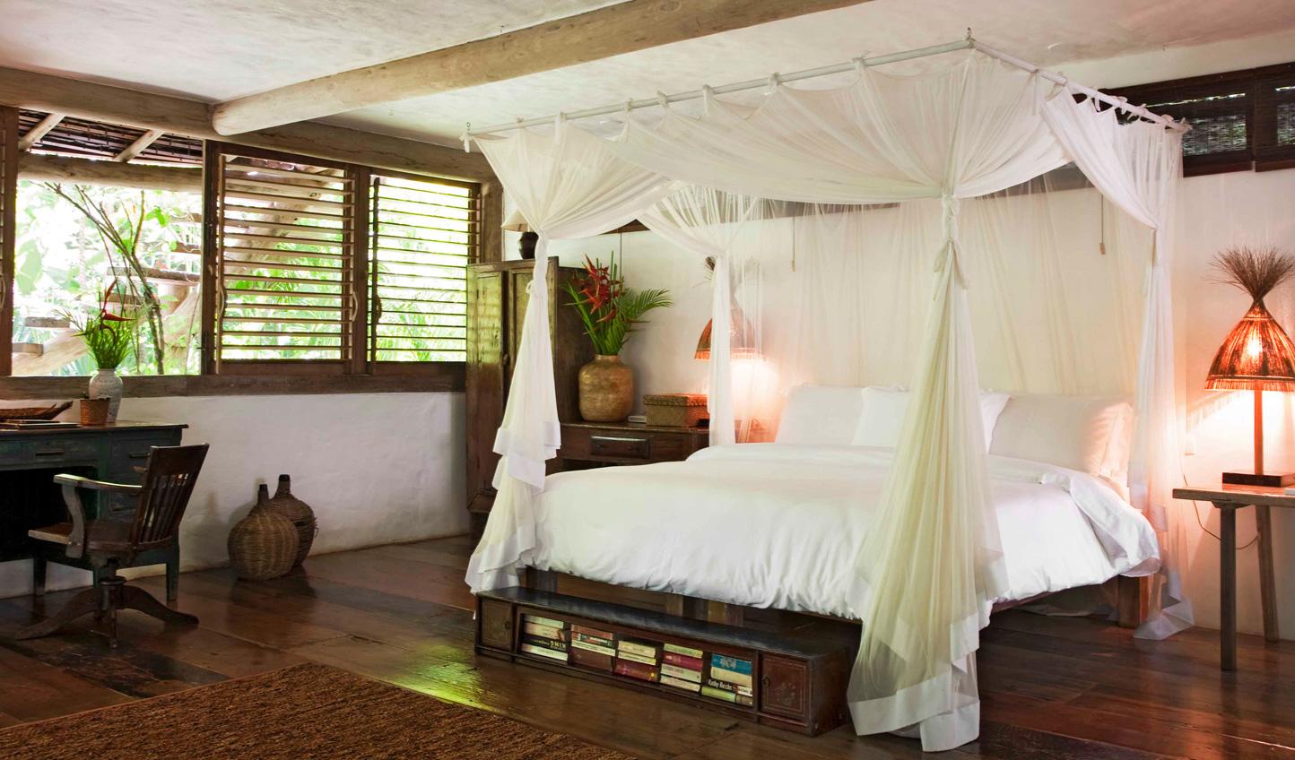 Beautiful design creates a peaceful hideaway