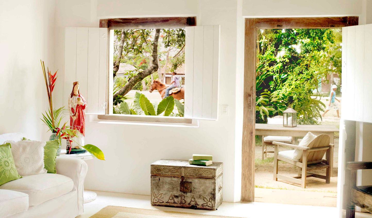 Hideaway in your private casa in beautiful Trancoso