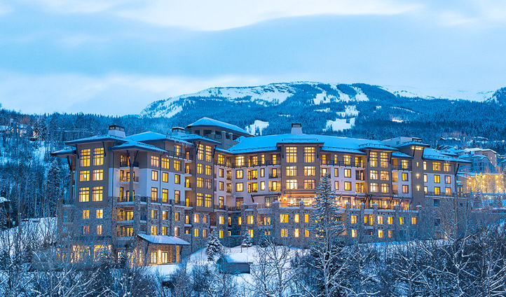 Viceroy Snowmass in winter
