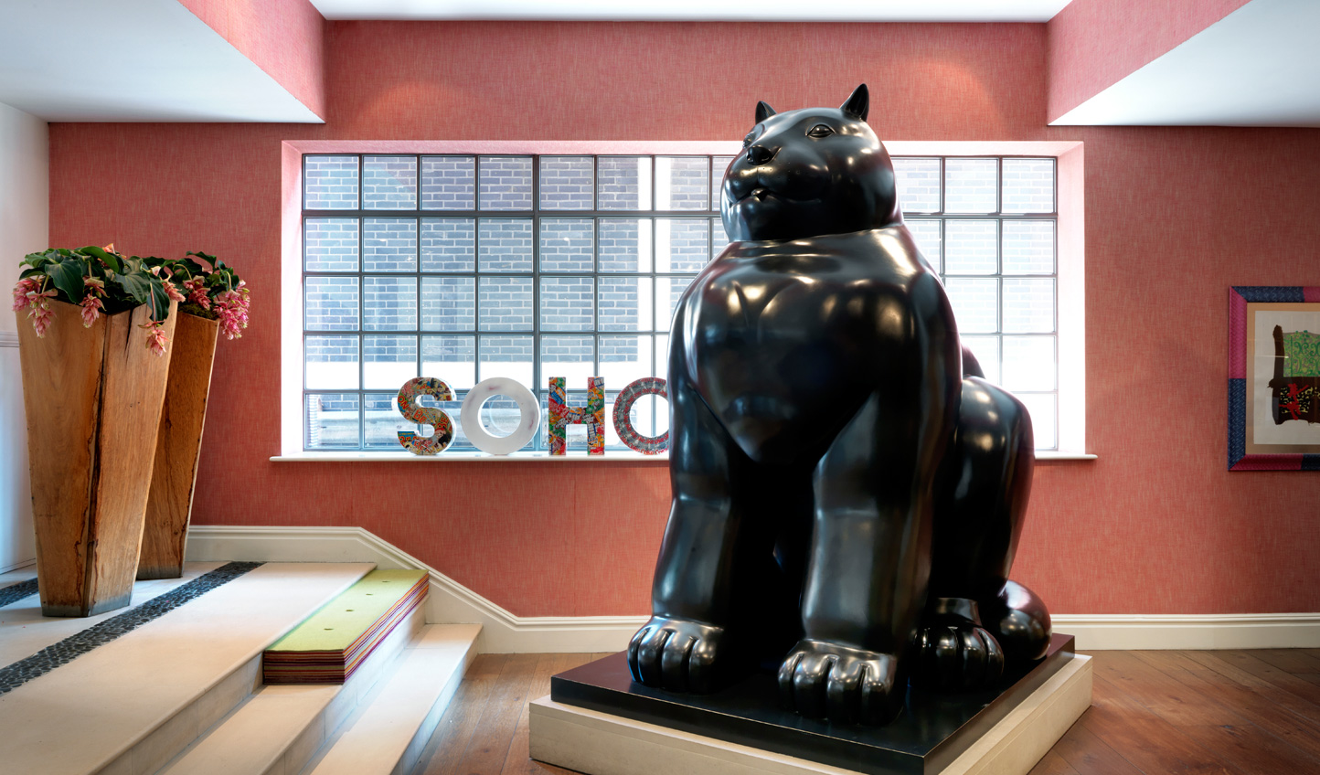 Iconic artworks by Botero