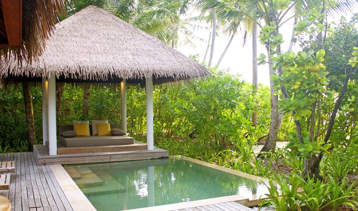 Maalifushi luxury holidays