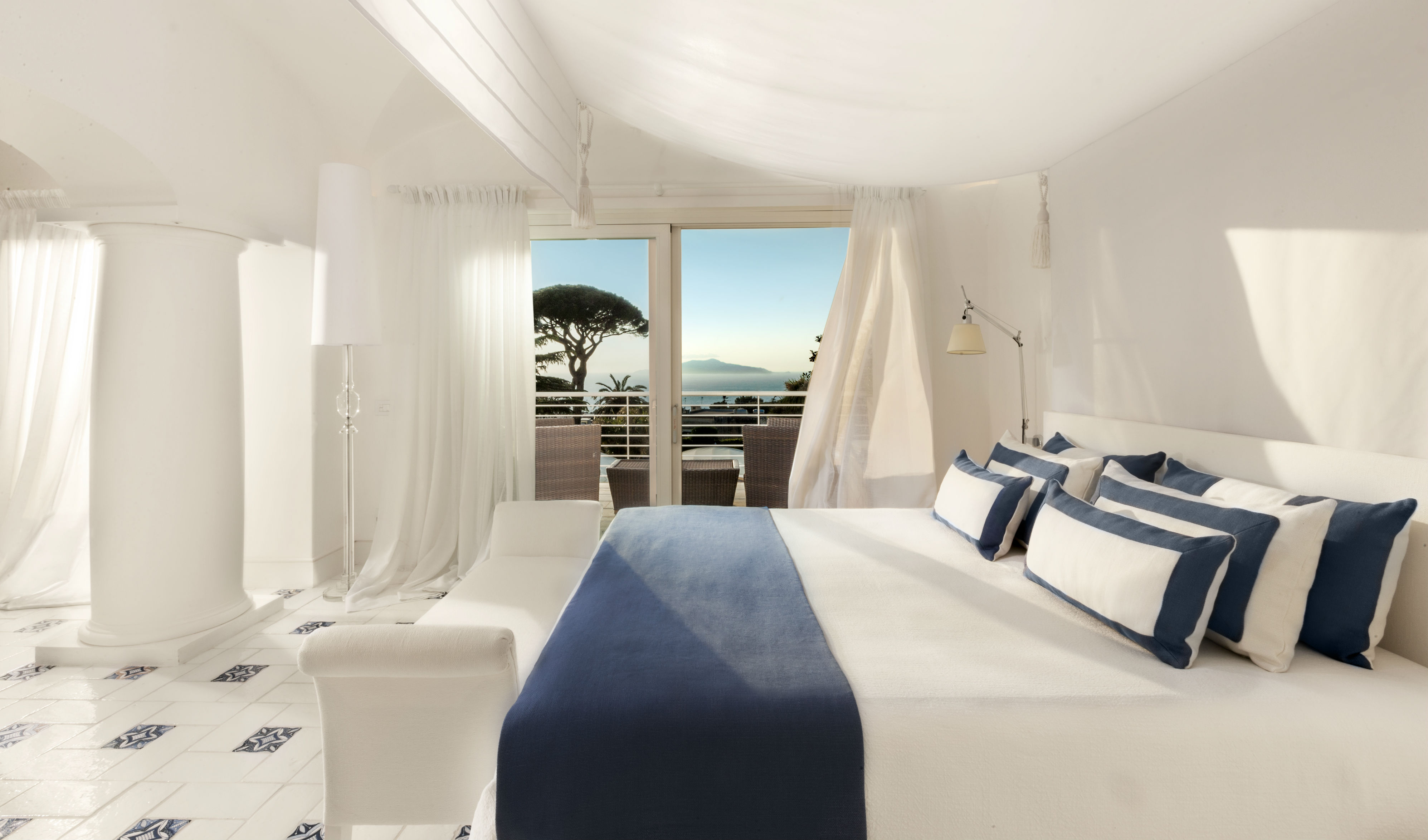 Room in luxury resort in Italy