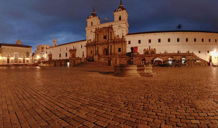 Casona de San Miguel in Quito