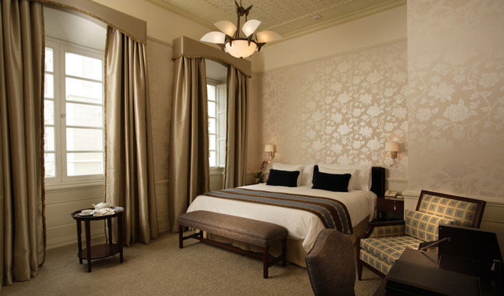 Room in luxury hotel in Quito