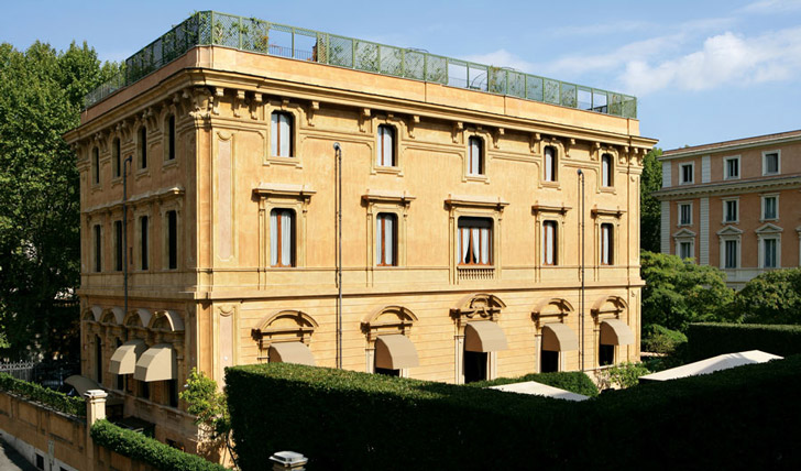 The Grand Villa Spaletti