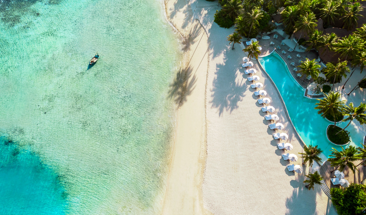 A tropical oasis awaits