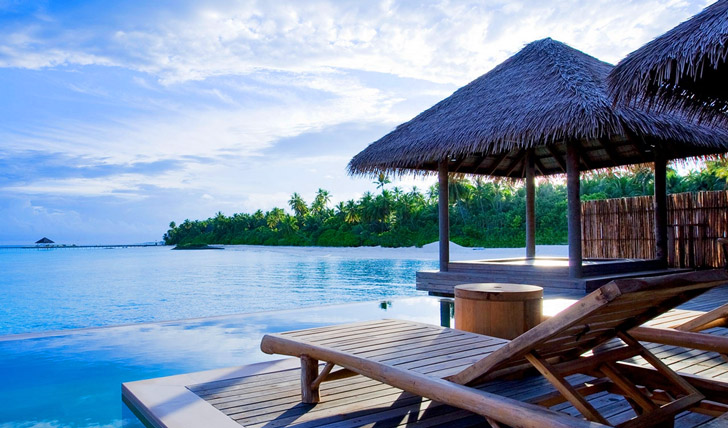 Maalifushi luxury Maldives hotel