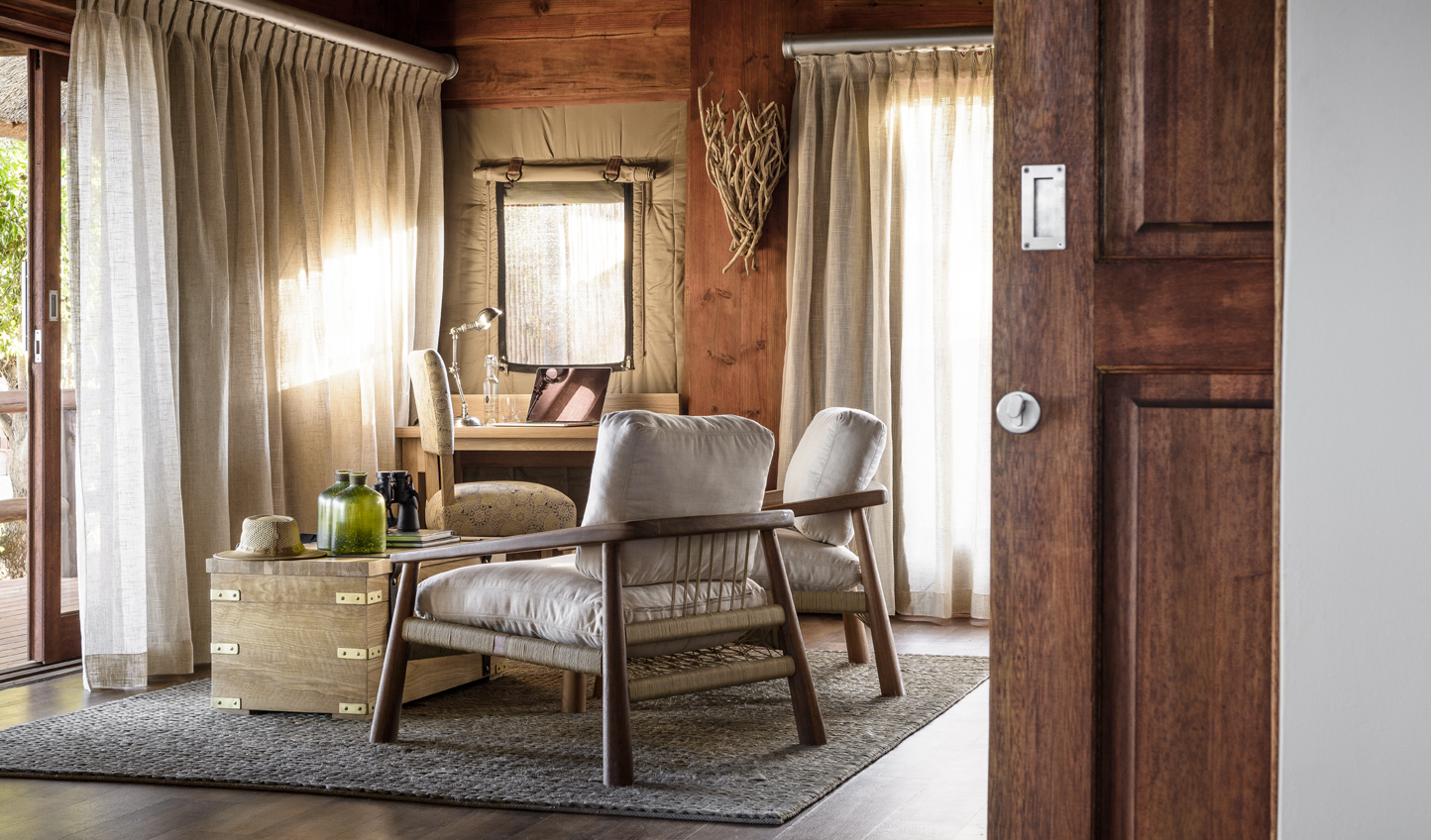 Authentic Botswana luxury