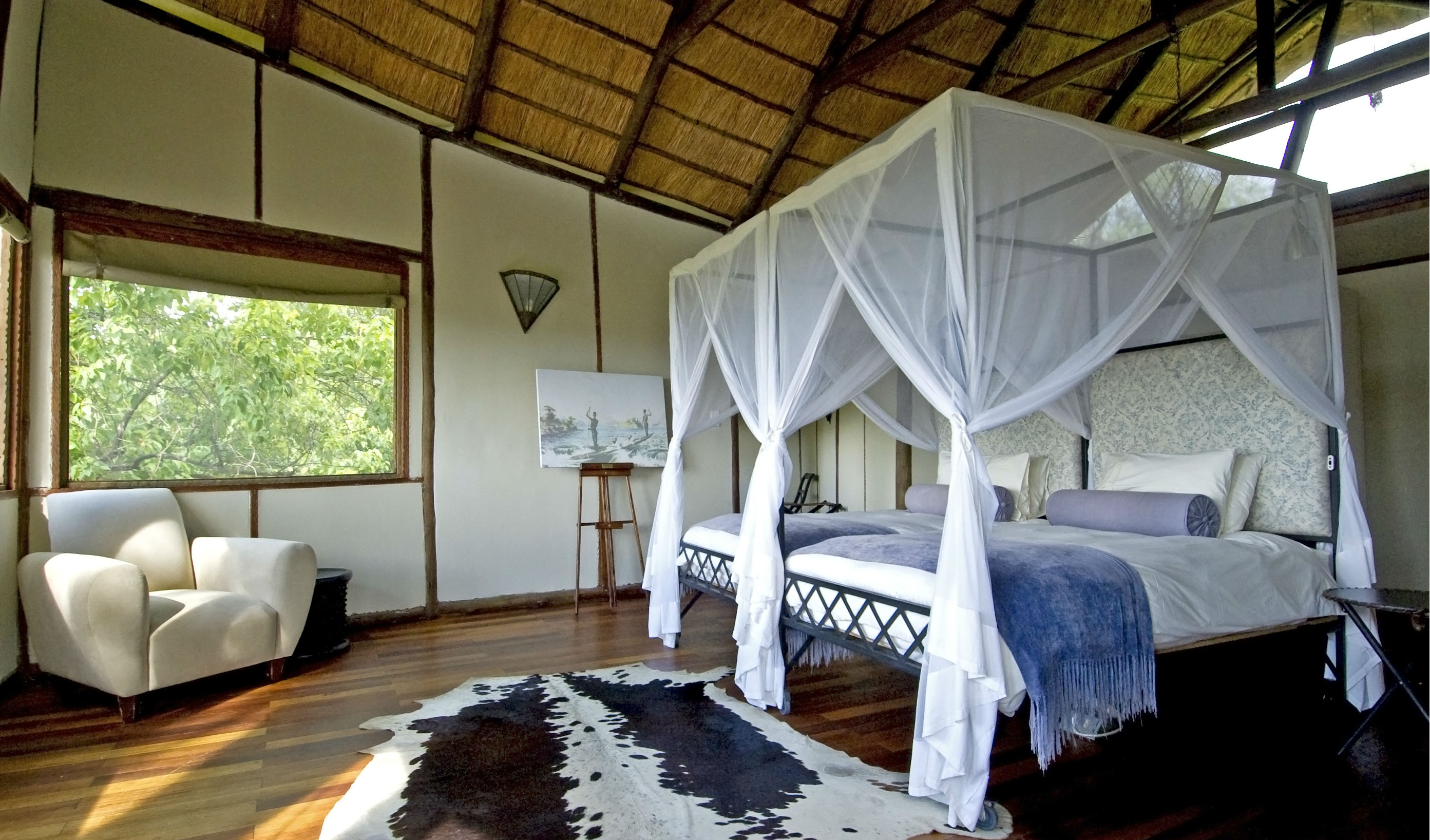 Luxury holiday Botswana
