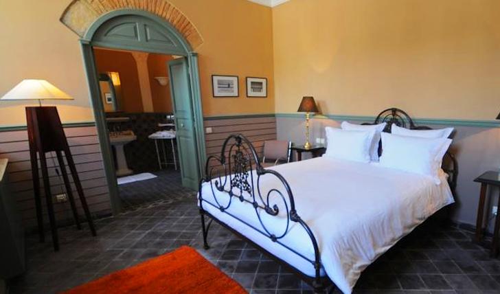 Hotel L'iglesia Bedroom, El Jadida, Morocco