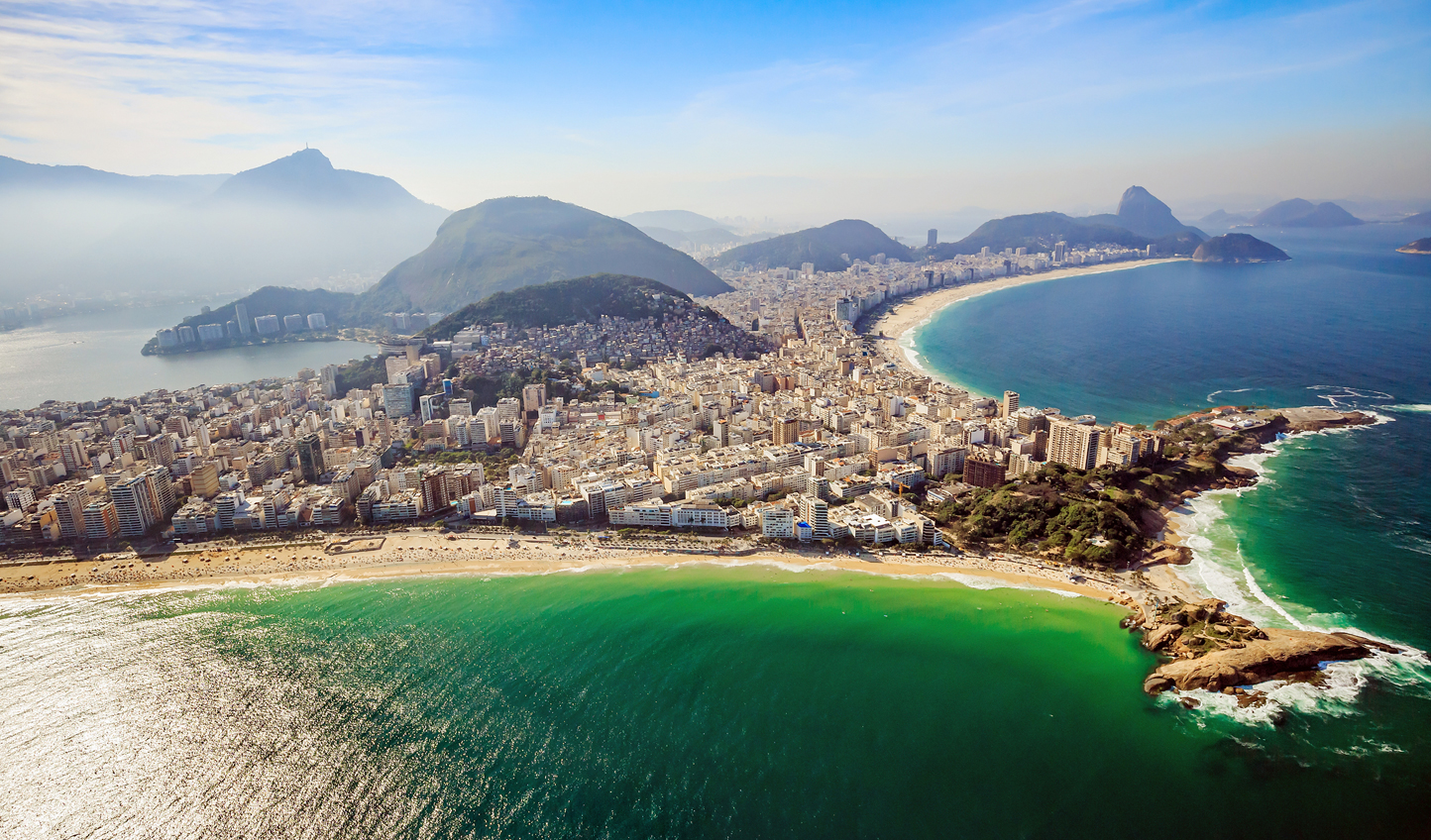 Discover Rio's famous beaches