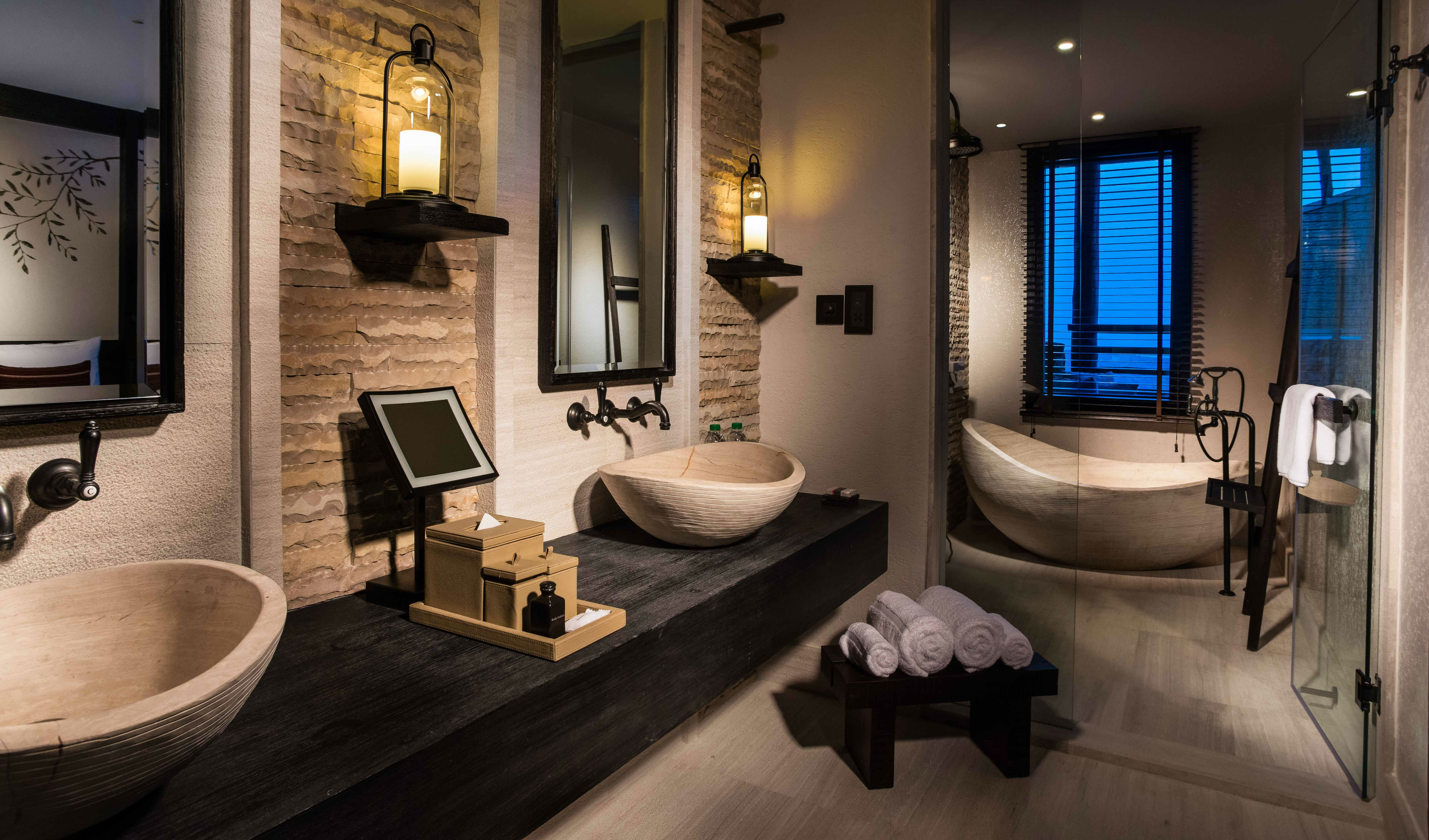 Alila bathroom