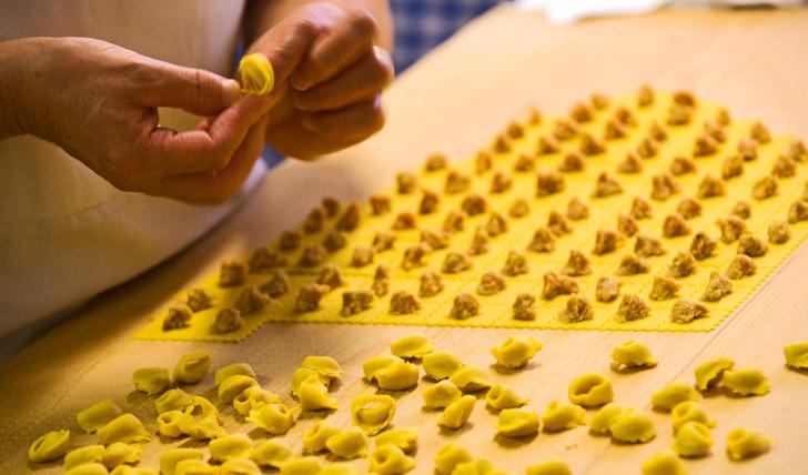 pasta making, italy