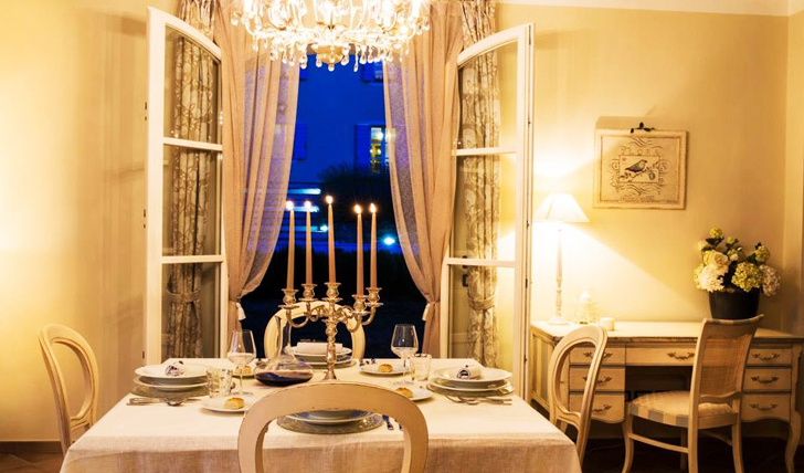 Dine at the Condé Wine Resort, Italy