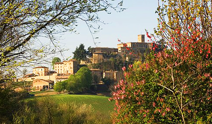 A grand setting in Emilia Romagna, Italy