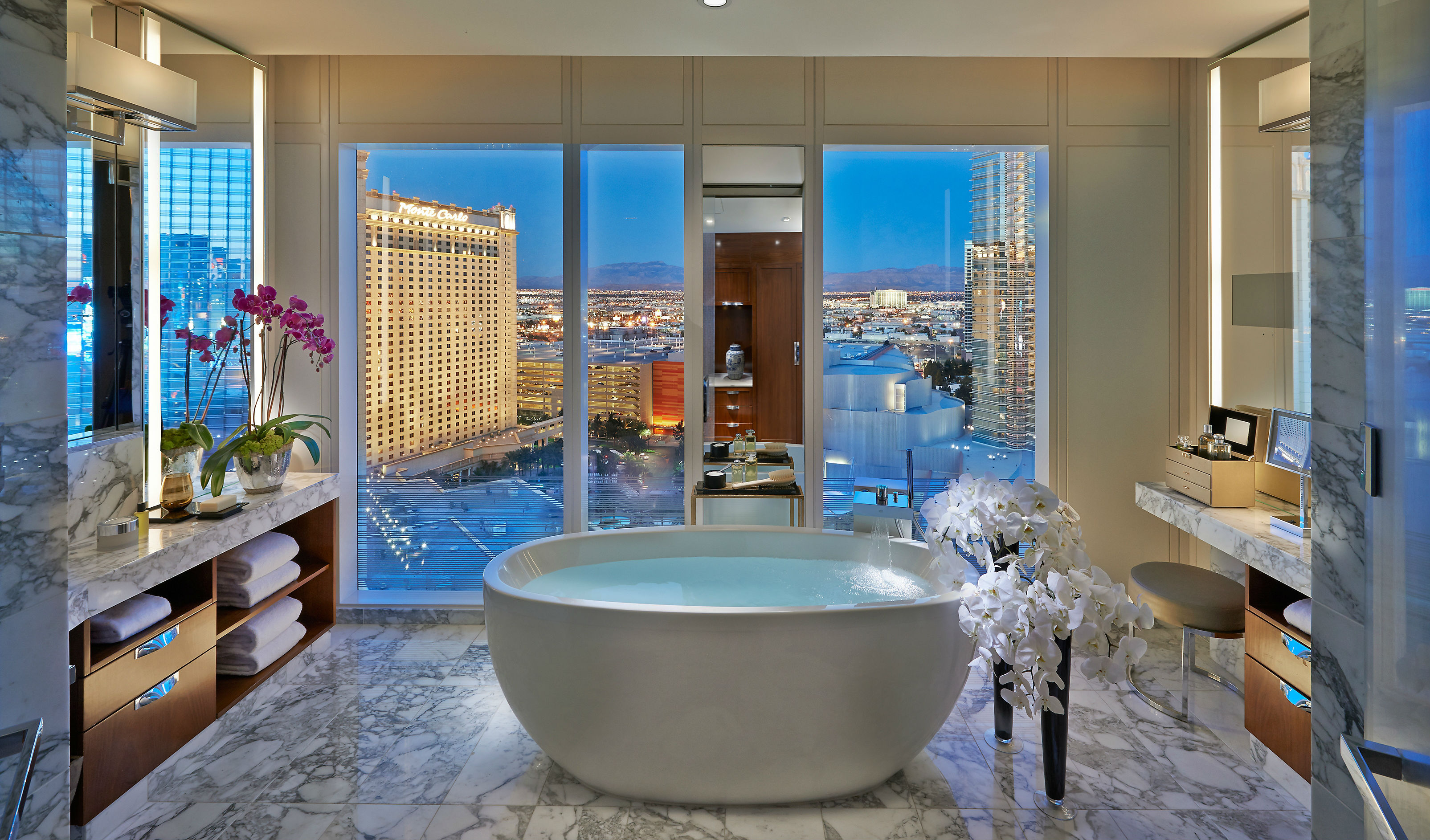 Your luxurious suite at the Waldorf Astoria