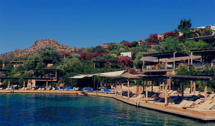 Luxury holiday at Maçakizi, Turkey