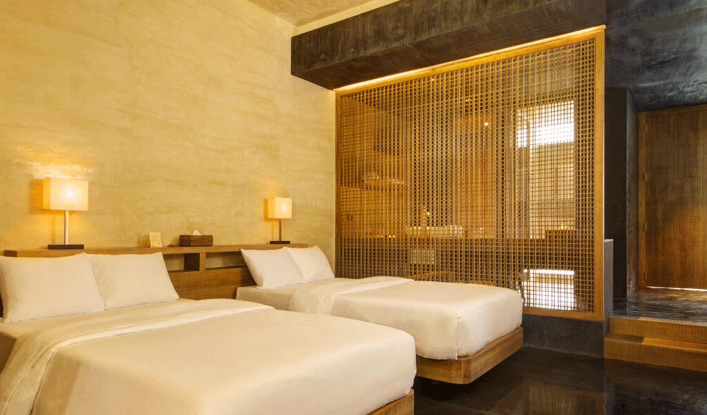 Modern design brings a classic elegance