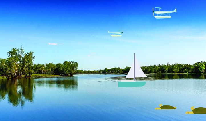Northern Territory Lakes