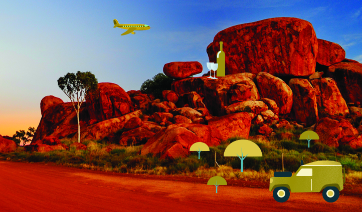 Devil's Marbles, NT, Australia