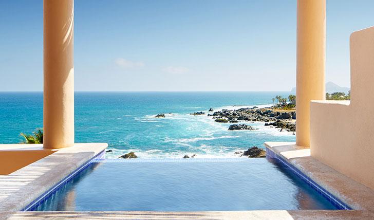 Luxury holiday at Esperanza, Mexico