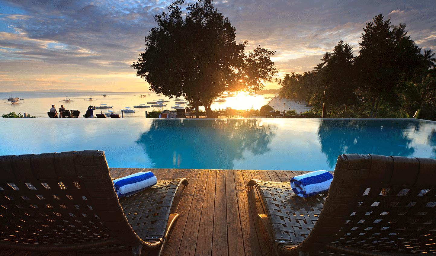 Ease yourself into island life