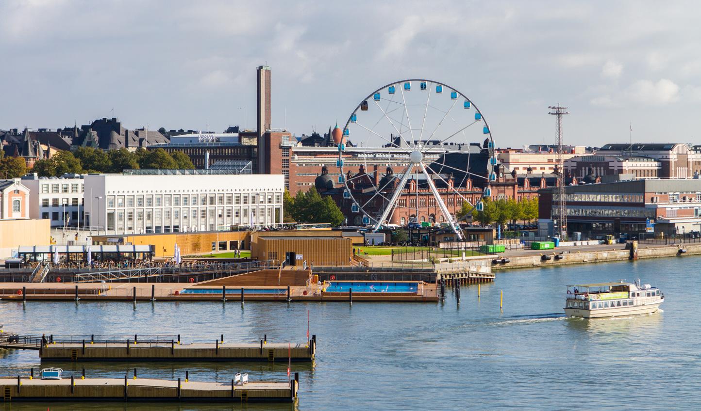 Hotel Haven Helsinki Luxury Holidays In Finland Black