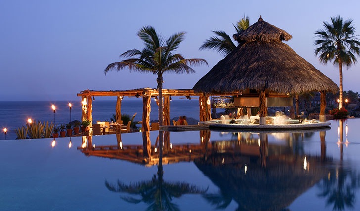 Luxury holiday at Esperanza, Mexico