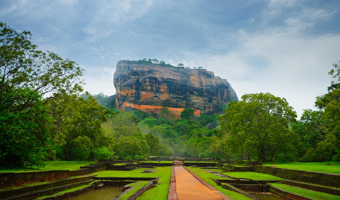 Unearth ancient culture at Sigiriya