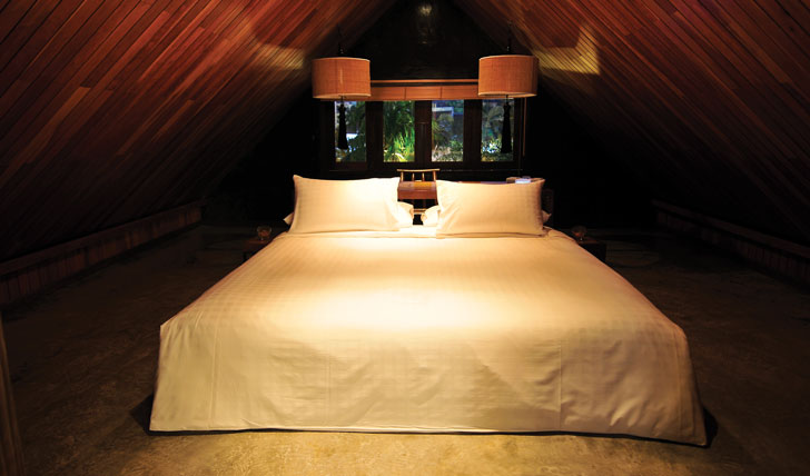 Luxury holiday at Villa Samadhi, Malaysia