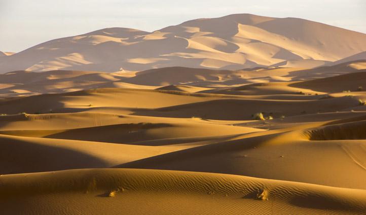 The dunes of Erg Chebbi | Black Tomato