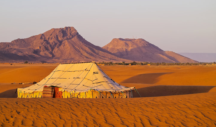 Desert Oasis in Morocco | Black Tomato