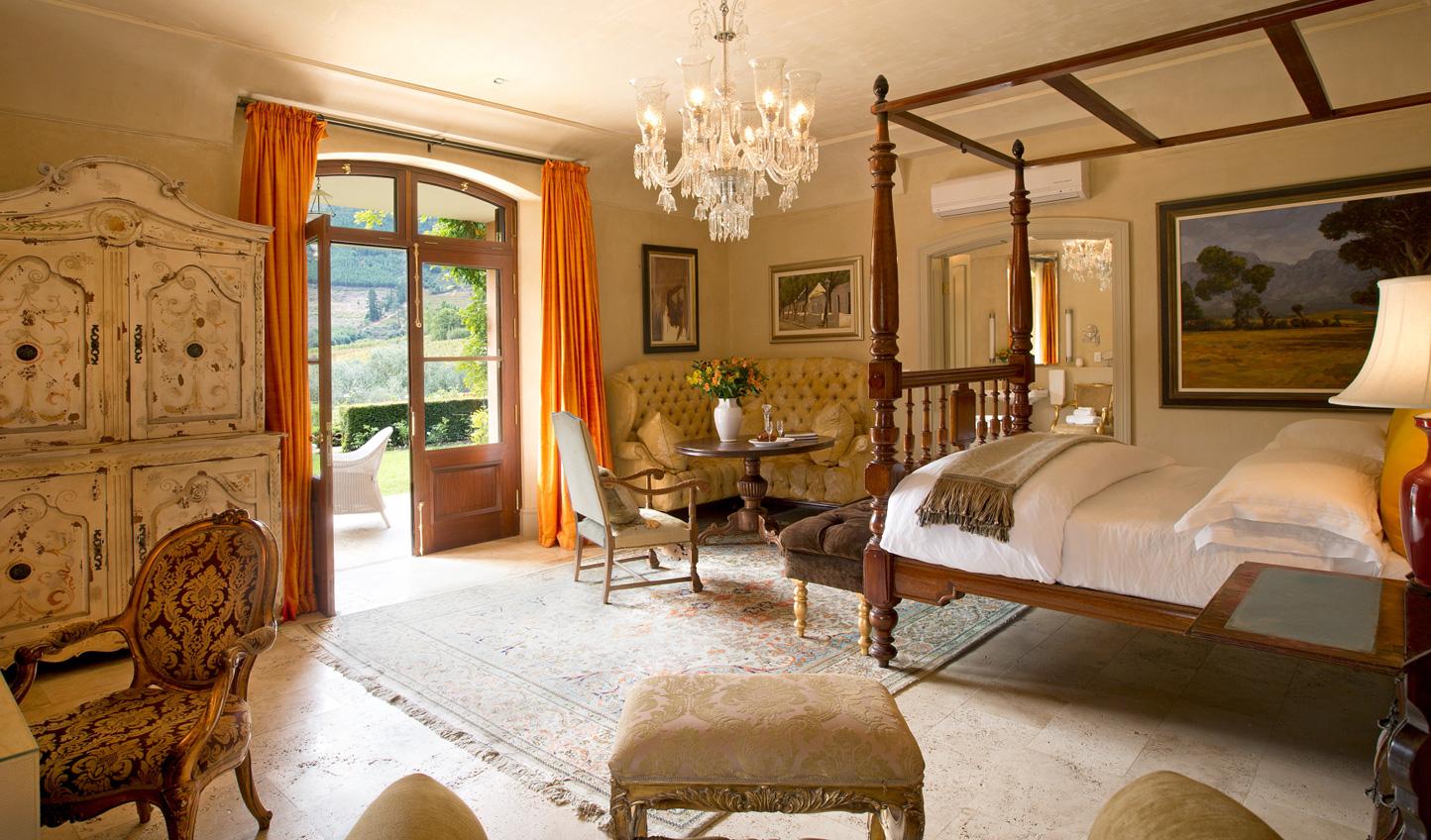 The Honeysuckle Bedroom