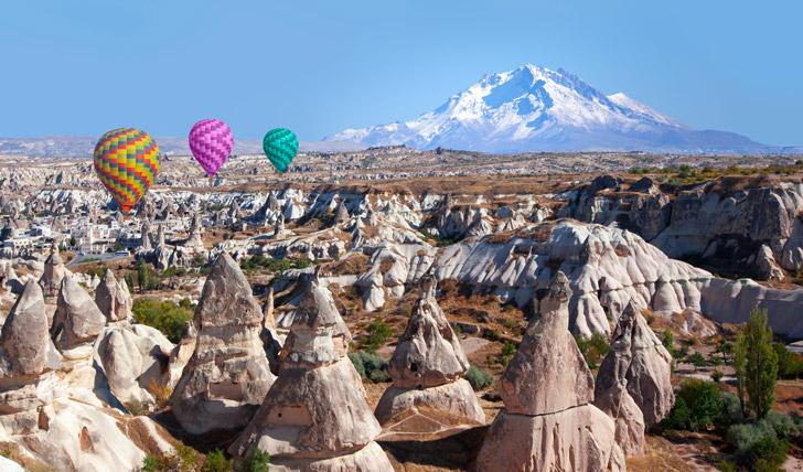 Cappadocia luxury holidays